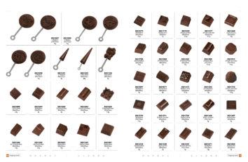 Khuôn chocolate