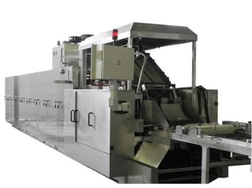 Dây chuyền sản xuất bánh kem KHE – 45